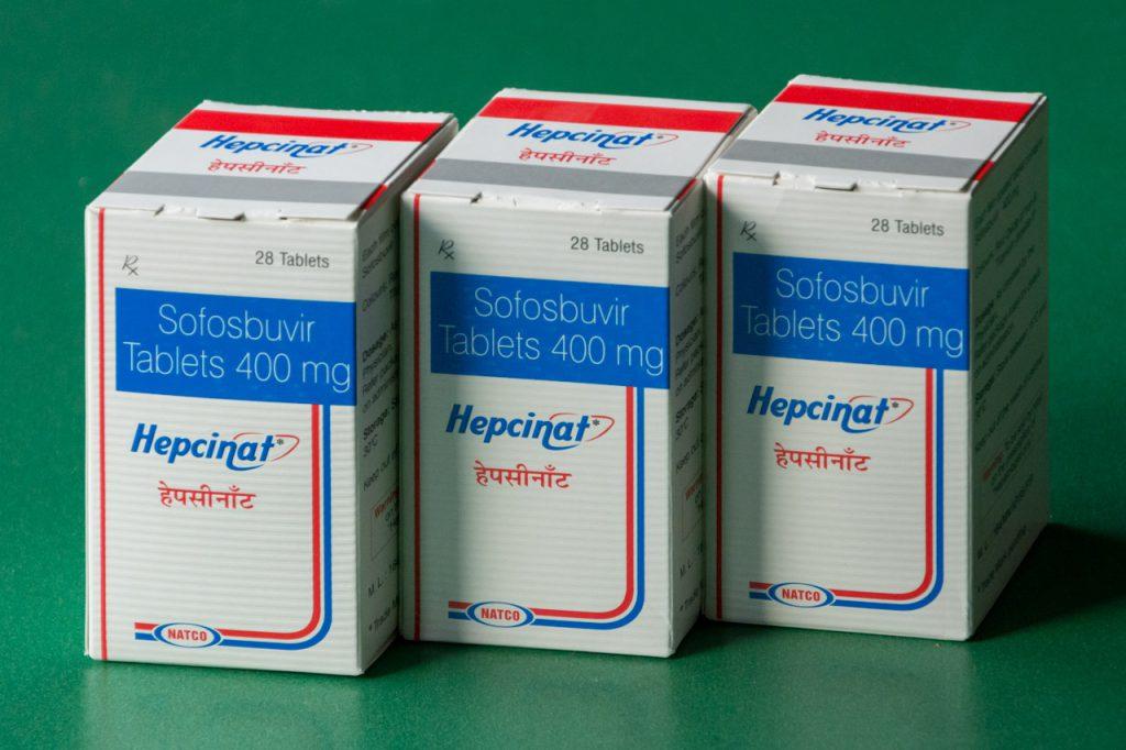 Generyczny Sofosbuvir w leczeniu wirusa HCV